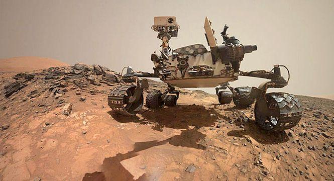 Buscar Agua Subterranea Marte